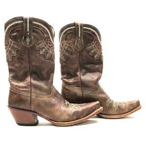 Tony Lama Vaquero Boots, 8